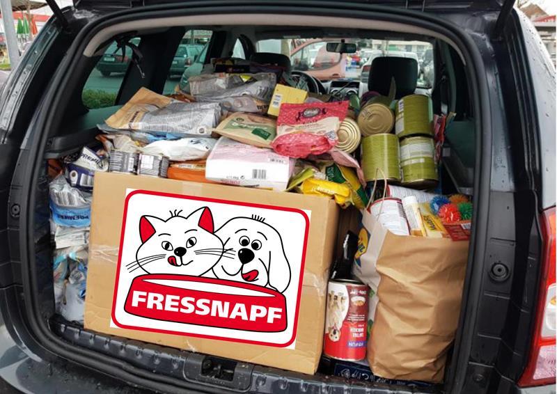 Danke an Fressnapf-Kunden Bensheim